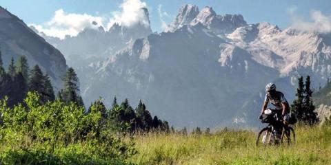 Nonnocarb il South Tyrol Trail