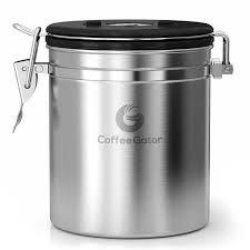 Coffee Gator storage container