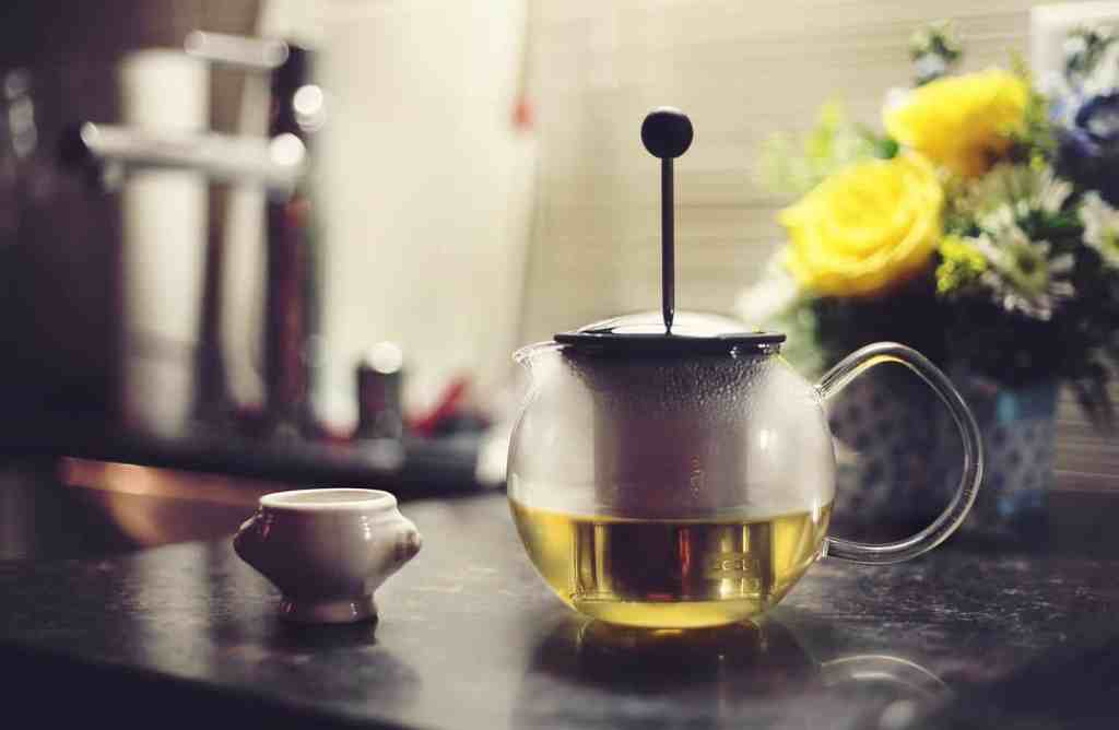 Green Tea Kettle