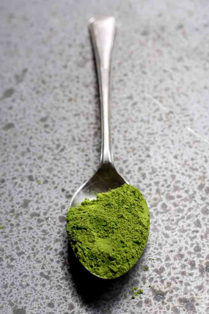 A Teaspoon of Matcha Tea