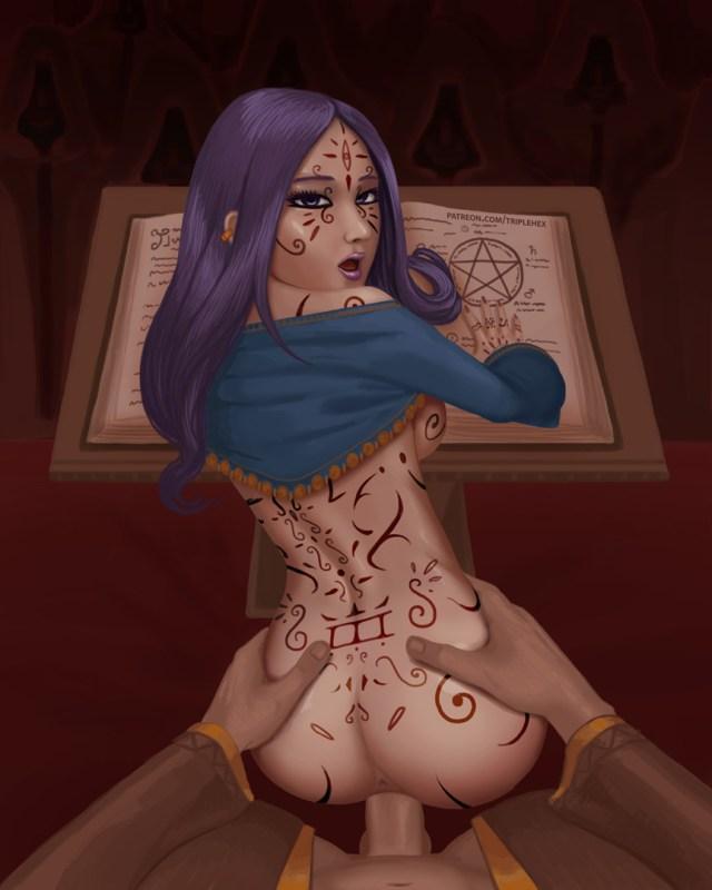 Priestess #3