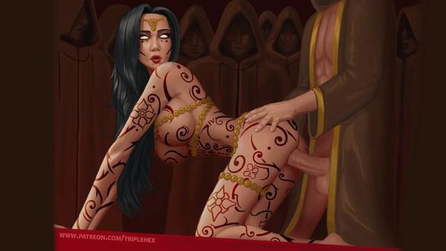 Priestess #4