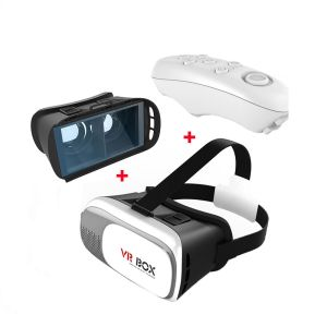 Virtual Reality Glasses VR Box 2