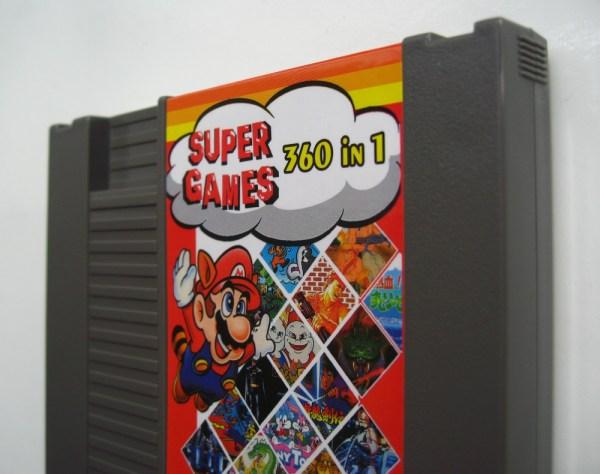 360 in 1 NES
