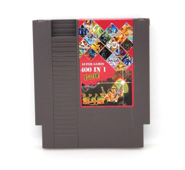 72pin nes 400-in-1-Games Classics