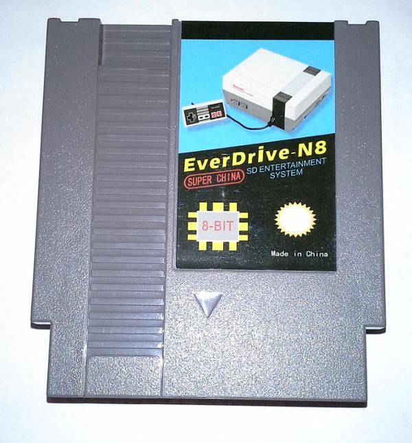 NES everdrive