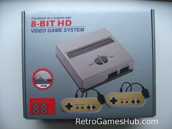 HD NES Console