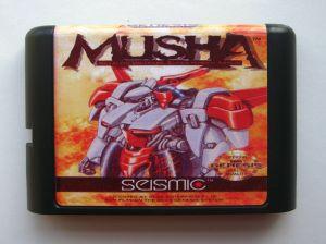 MUSHA - Mega Drive
