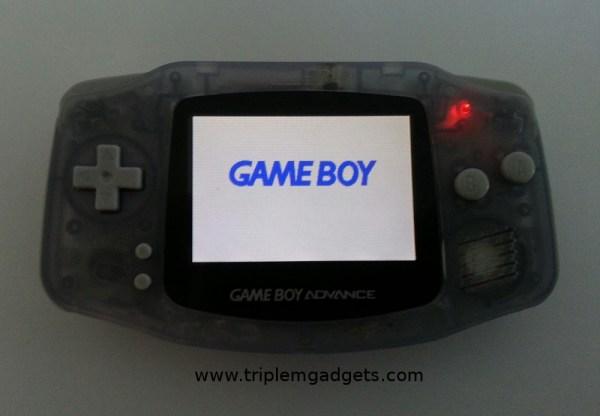 GBA backlit