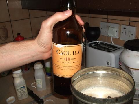 Caol Ila 18-year-old Whisky