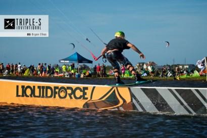 2013 Triple-S Kiteboarding Action