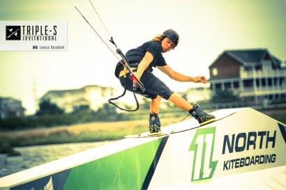 Triple-S Day 3 Kiteboarding