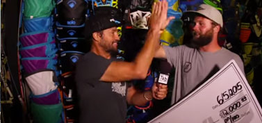 Video: The Kiteboarder Behind the Scenes & Sam Light Interview
