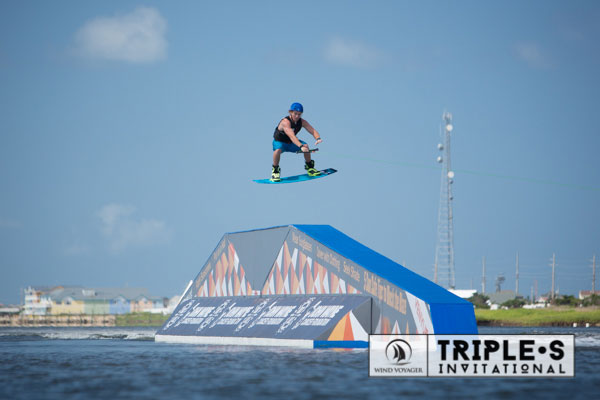 The Wind Voyager Triple-S Open is where up-and-coming riders show up and blow up!
