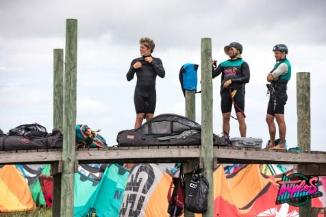 Brandon Scheid, Ewan Jaspan & Pierre Vogel Competition Day 2 | Photographer: Toby Bromwich