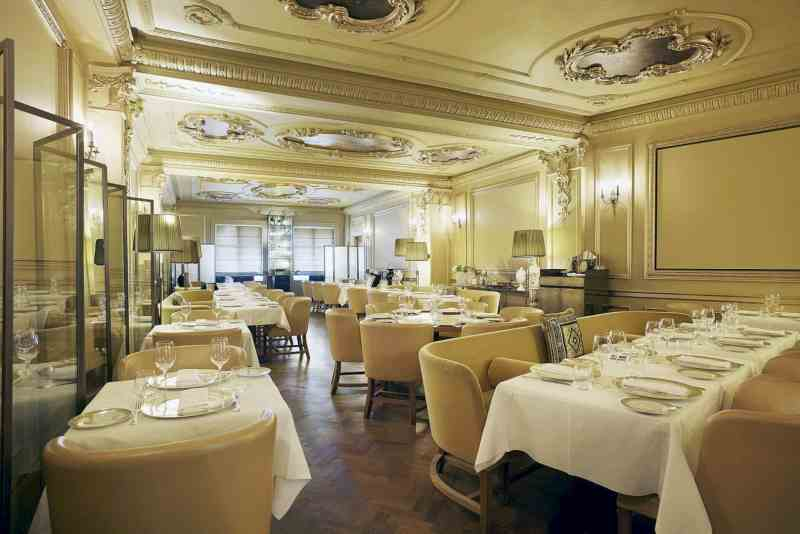Hotel Café Royal 1