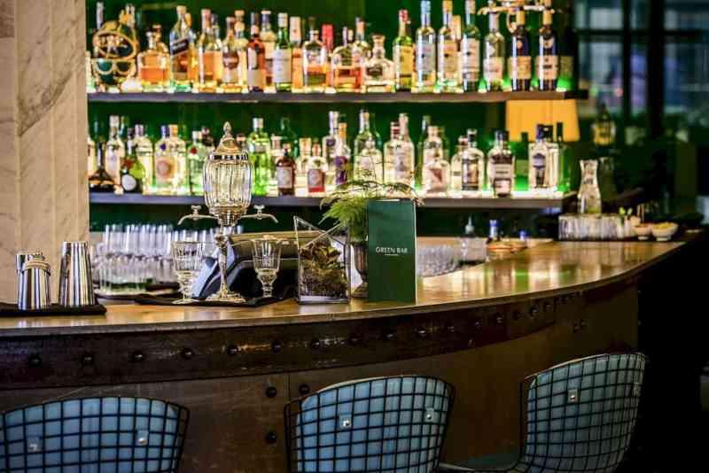 Hotel Café Royal 9