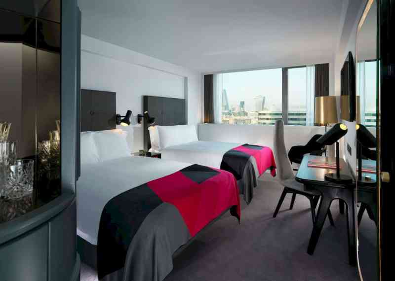 Sea Containers London 2