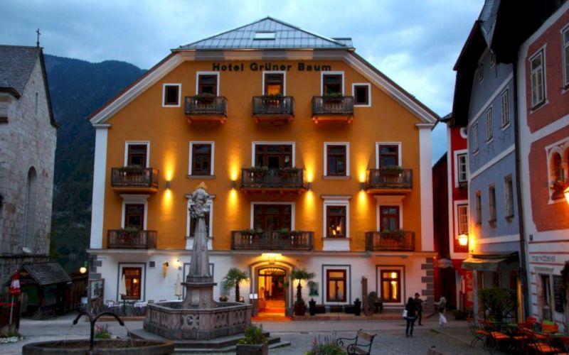 Seehotel Grüner Baum 12