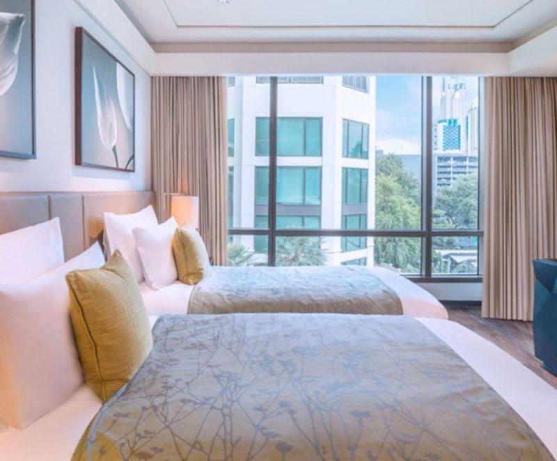 Siam Kempinski Hotel Bangkok 2