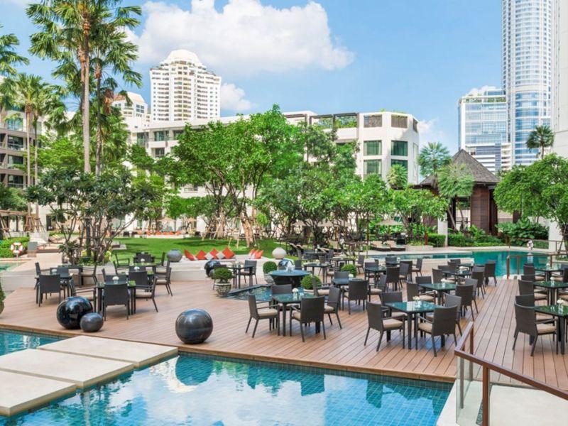 Siam Kempinski Hotel Bangkok 8