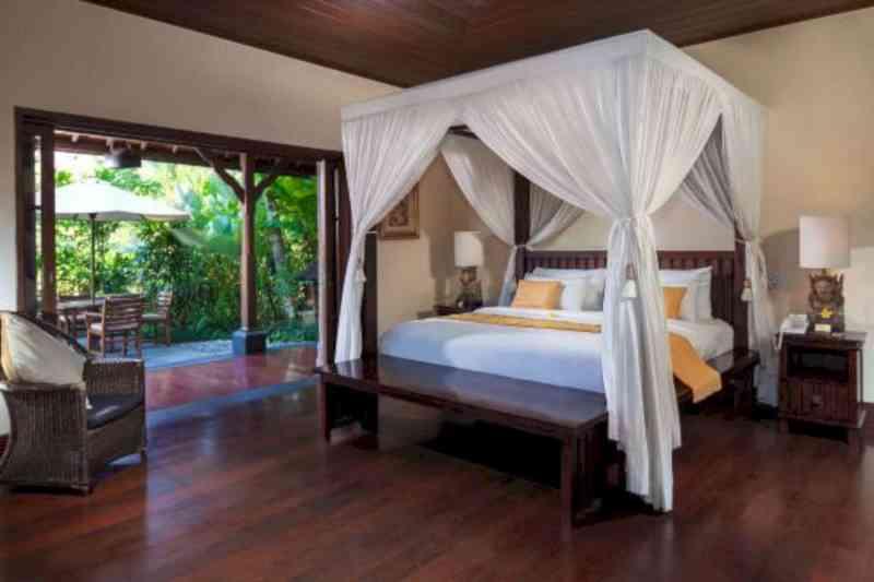 Bidadari Private Villas And Retreat Ubud Bali 9