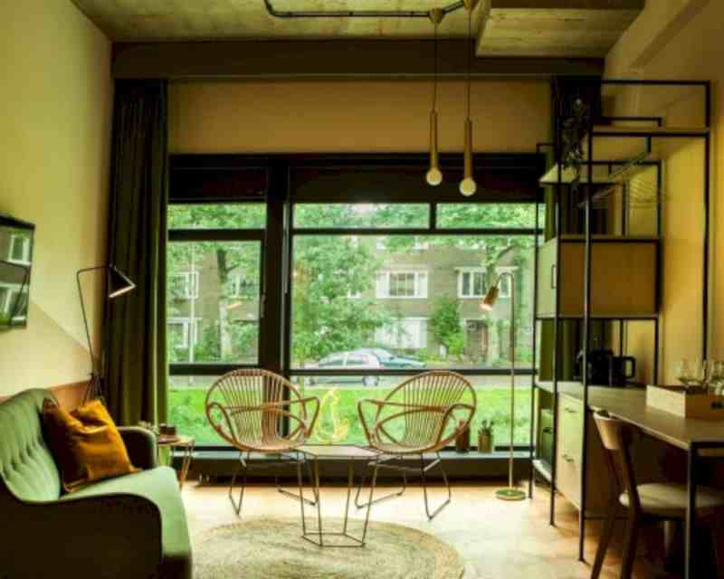 Hotel V Fizeaustraat 10