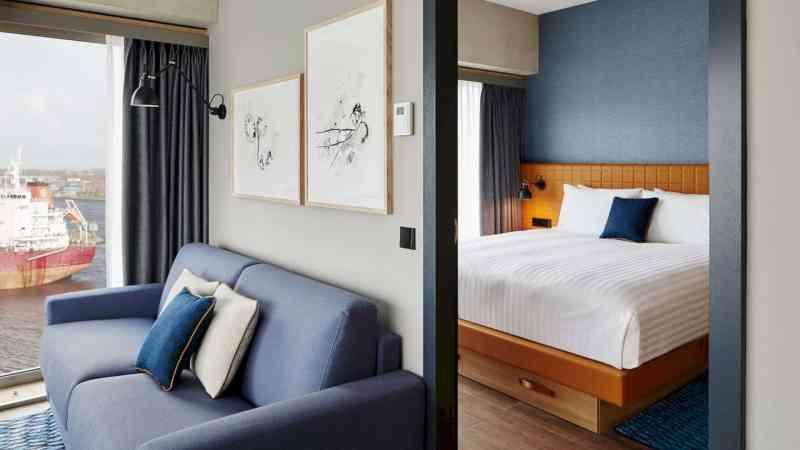 Residence Inn® By Marriott® Amsterdam Houthavens 1