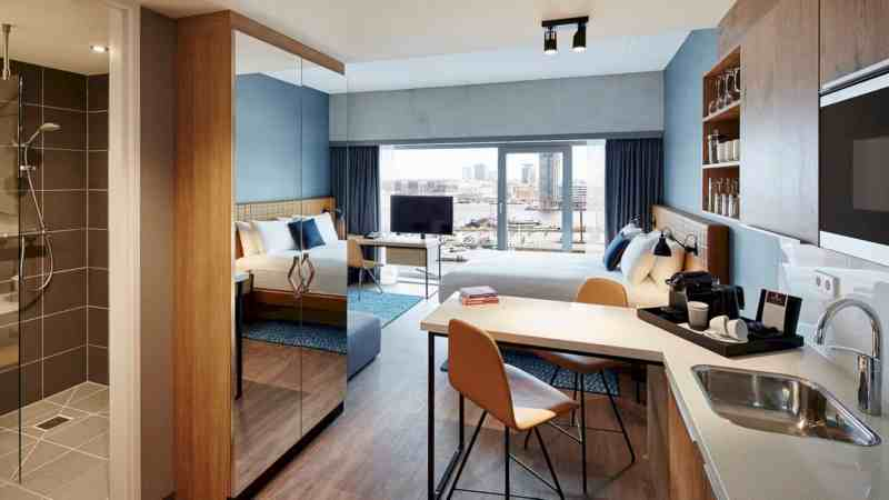Residence Inn® By Marriott® Amsterdam Houthavens 4