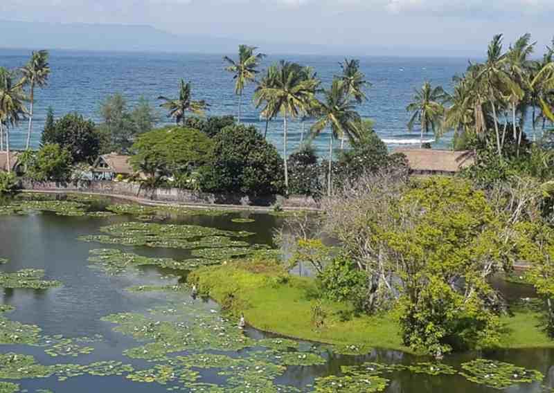 Alam Candi Dive Resort 2