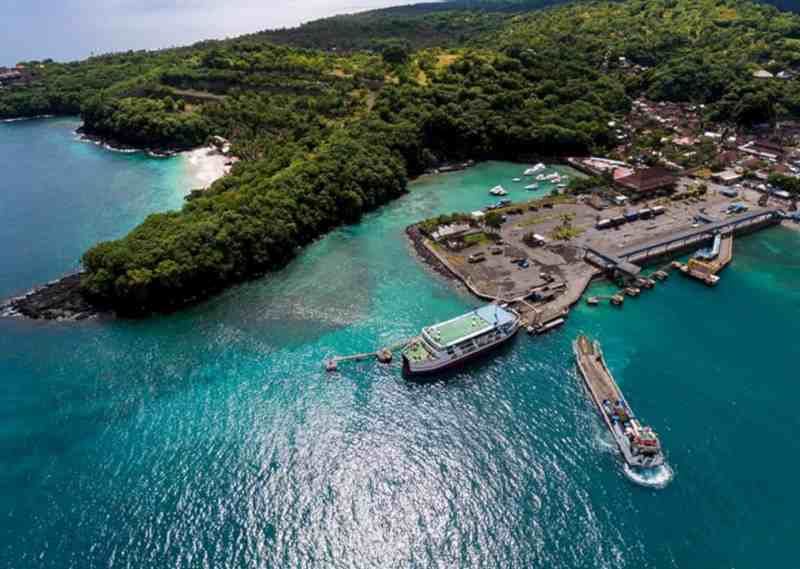 Alam Candi Dive Resort 7