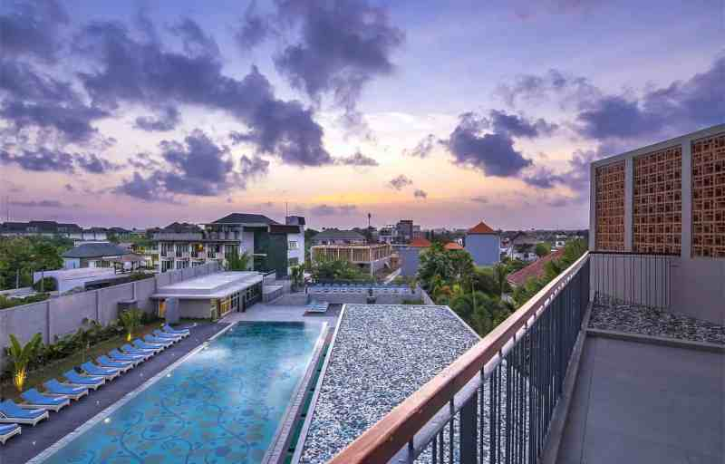 Eastin Ashta Resort Canggu Bali 7