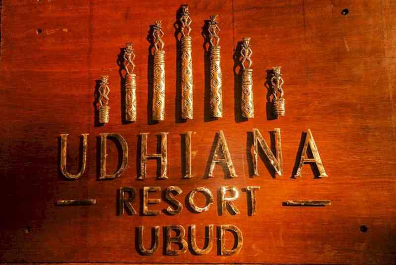 Udhiana Ubud Resort 1
