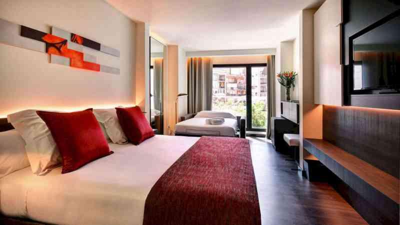 Olivia Balmes Hotel Barcelona 1
