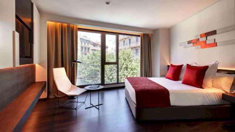 Olivia Balmes Hotel Barcelona 4