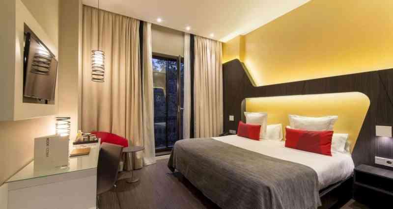 Vincci Gala Hotel 4