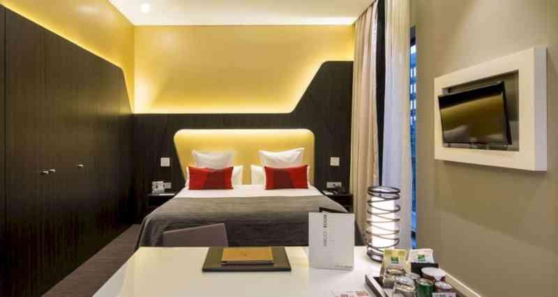 Vincci Gala Hotel 7