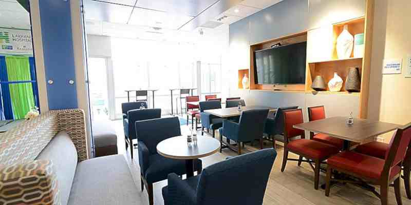 Holiday Inn Express & Suites Chicago North Shore Niles 11
