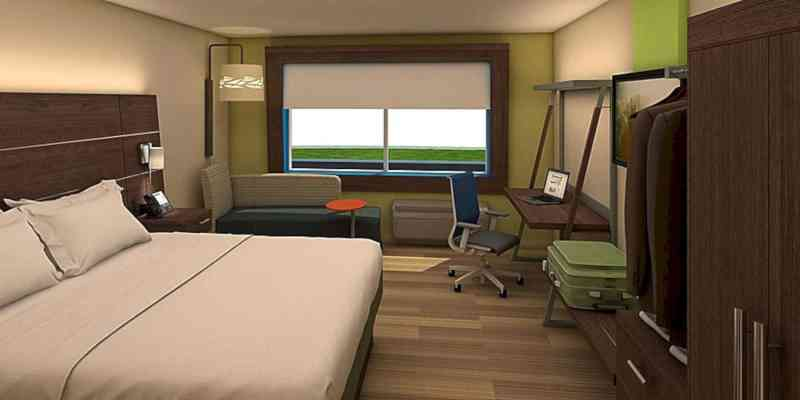 Holiday Inn Express & Suites Chicago North Shore Niles 15