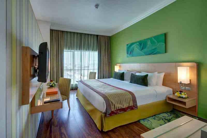 Al Khoory Executive Hotel 16