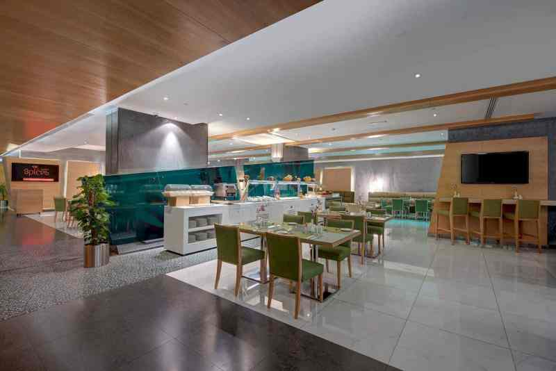 Al Khoory Executive Hotel 8