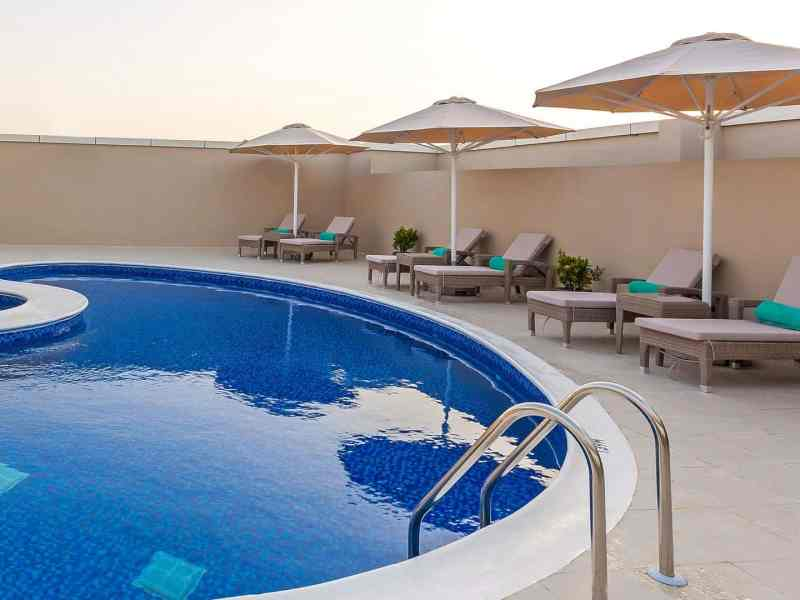 Flora Al Barsha Hotel 12