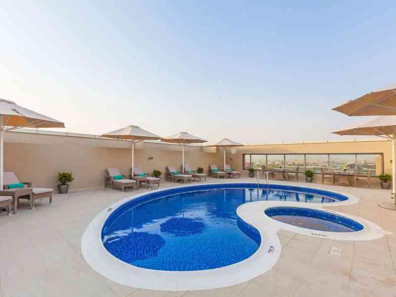 Flora Al Barsha Hotel 13