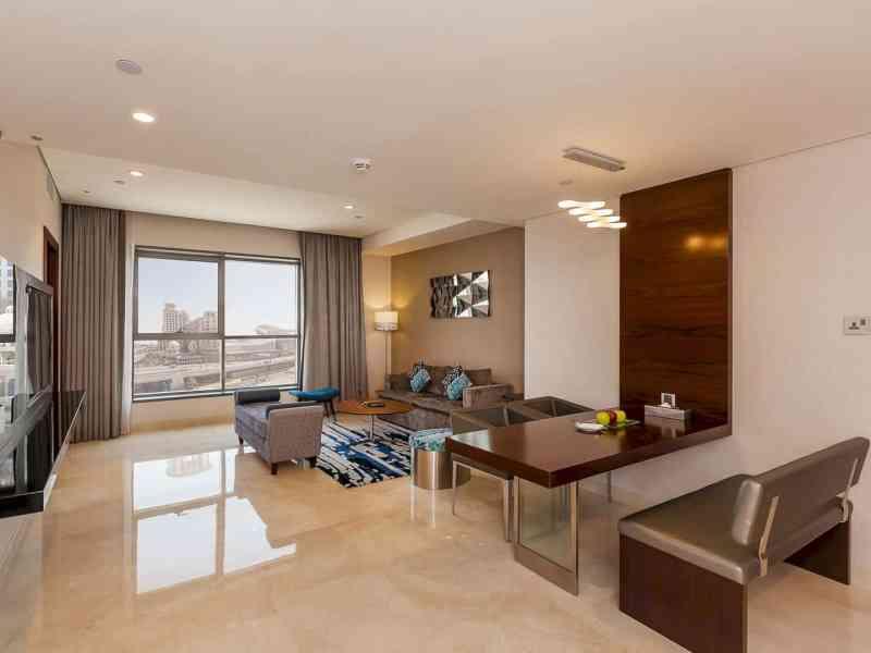 Flora Al Barsha Hotel 6