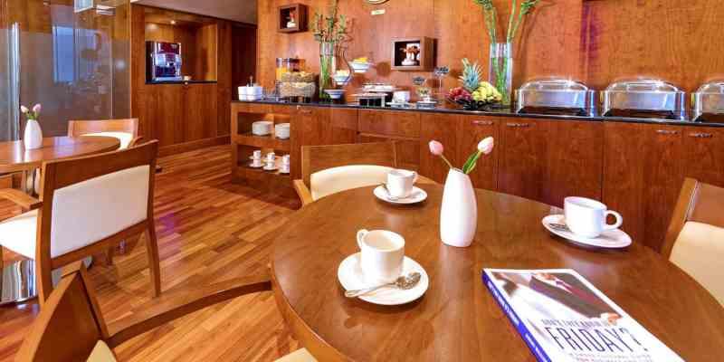 Golden Sands Hotel Apartments Dubai 10