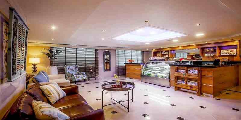 Golden Sands Hotel Apartments Dubai 3