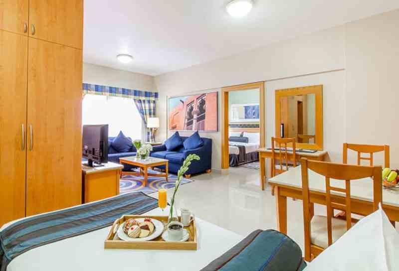 Golden Sands Hotel Apartments Dubai 9