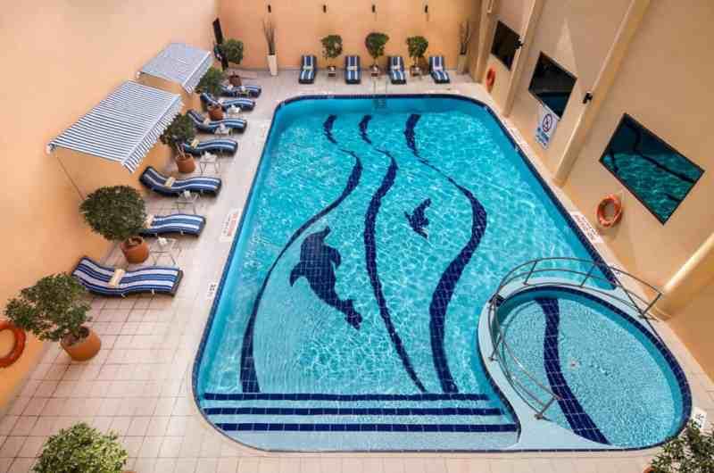 Marco Polo Hotel Dubai 4