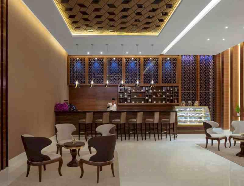 Radisson Blu Hotel Dubai Waterfront 1
