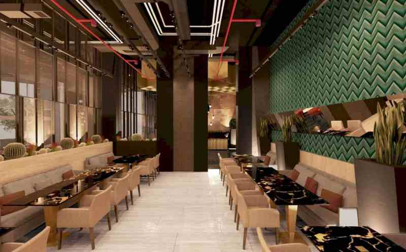 Radisson Blu Hotel Dubai Waterfront 17